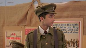 Sergent HWA