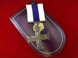 Millatry cross