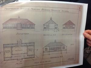 Borden Grammar School Old Pavilion