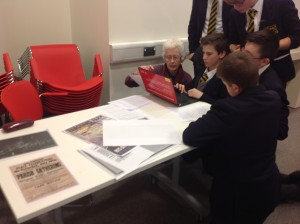 Finding out about our local area