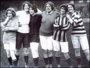 womens football team