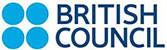British Council logo H50