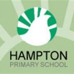 Hampton Primary School badge