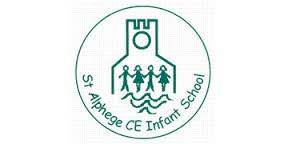St Alpege Primary School Badge