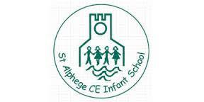 St Alpege Primary School Badge