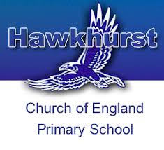 Hawkhurst CofE Primary School badge