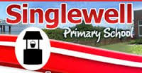 Swinglewell Primary School badge