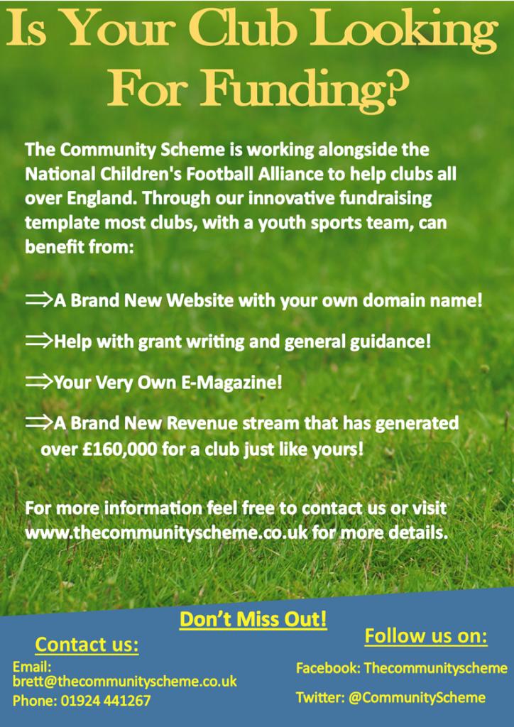 Community Scheme AD