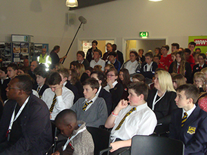 Forum audience