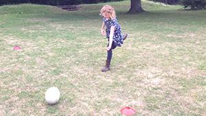 Brogdale Girl Footballer_w300_h169