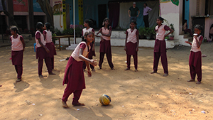 Chennai Girls Football