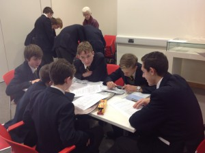Group Work at the Museum