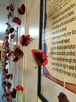 Abbey School Rememberance Day 1000 Poppies_W150_H200