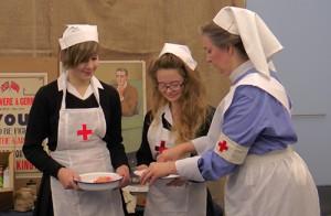 Abbey School WW1 Nurses
