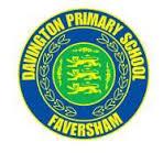 Davington Primary School badge images