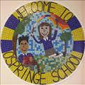 Ospringe badge