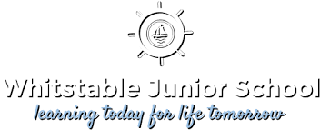 Whitstable Junior School badge
