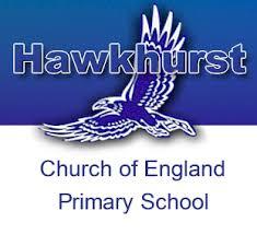 Hawkhurst CofE Primary School badge