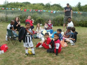 A World Festival of Football in Hertfordshire