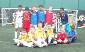 Luton Fun Football Crew