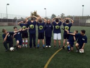 Football Mash Up players