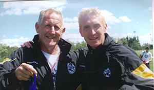 Mick Gale coach 300