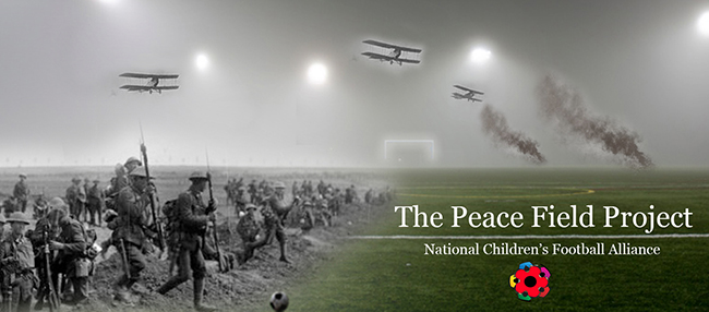 FOOTBALL AND PEACE WEBSITE