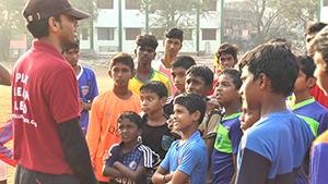 Prithvi Jagan coaching