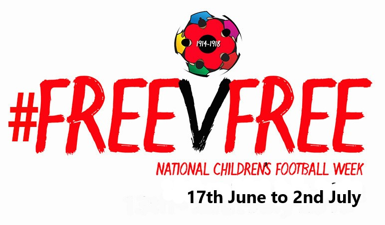 NATIONAL CHILDRENS FOOTBALL WEEK